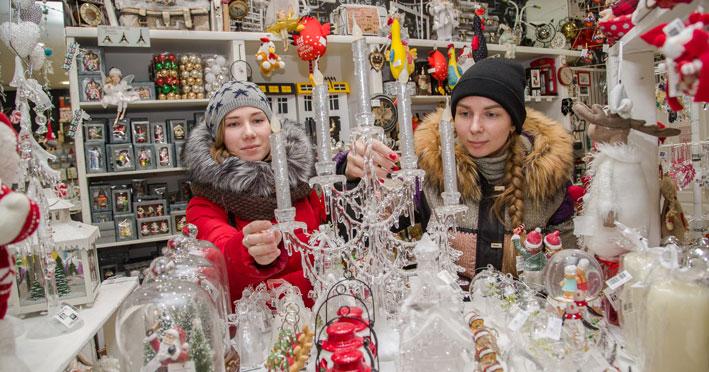 Новый год 2021: жителей и гостей Новосибирска пригласили на «Ёлка-маркет»