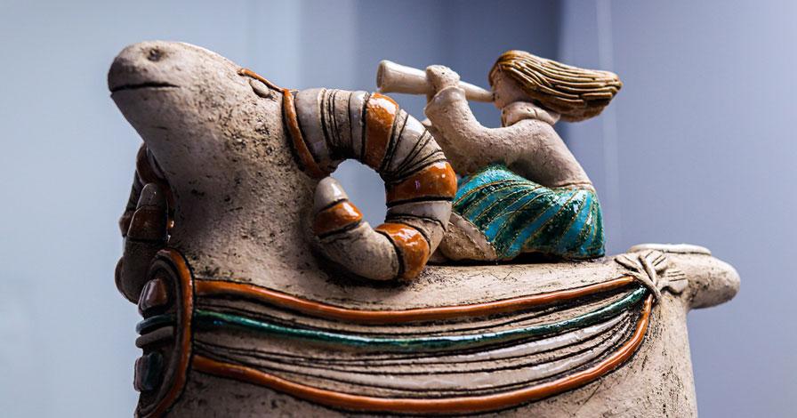 В Новосибирске проходит XVI Международный Сибирский фестиваль керамики