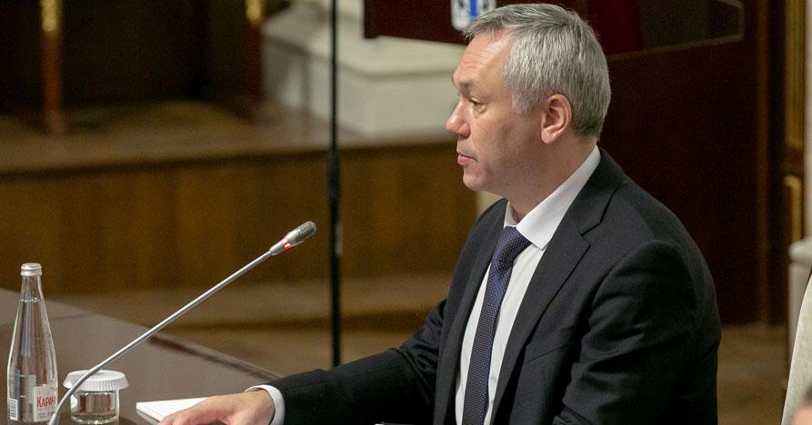 Новосибирский губернатор не пощадит госслужащих, застигнутых на подпольных вечеринках