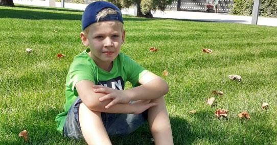 Мальчику Мише из Новосибирска срочно нужна помощь в оплате диагностики