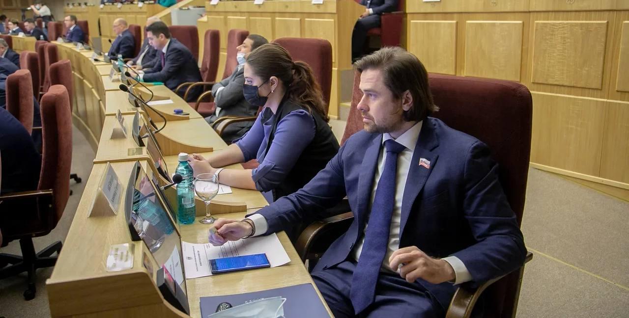 Молодёжный парламент Новосибирской области будет избран на три года
