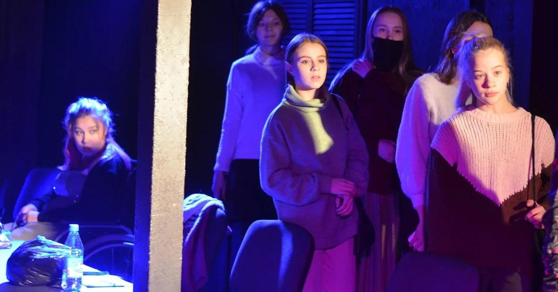 Новосибирский «Инклюзион» готовит премьеру о видимых-невидимых друзьях и социальных масках