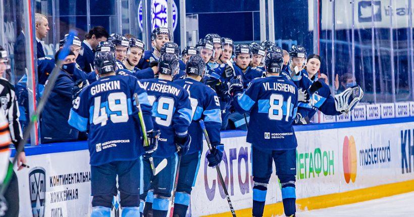 Новосибирская «Сибирь» вернула вкус победы