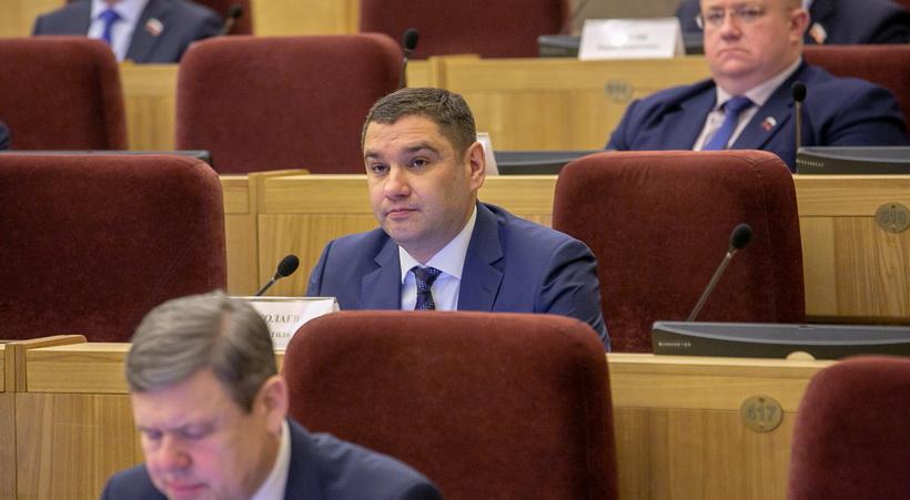Новосибирское заксобрание приняло закон о бюджете области в окончательном чтении
