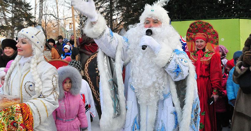 Новый год 2021: в Новосибирской области 31 декабря 2020 объявлен выходным днём