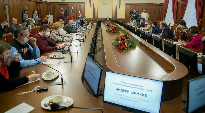 Область может забрать у Новосибирска полномочия по социальной политике, заявил спикер заксобрания