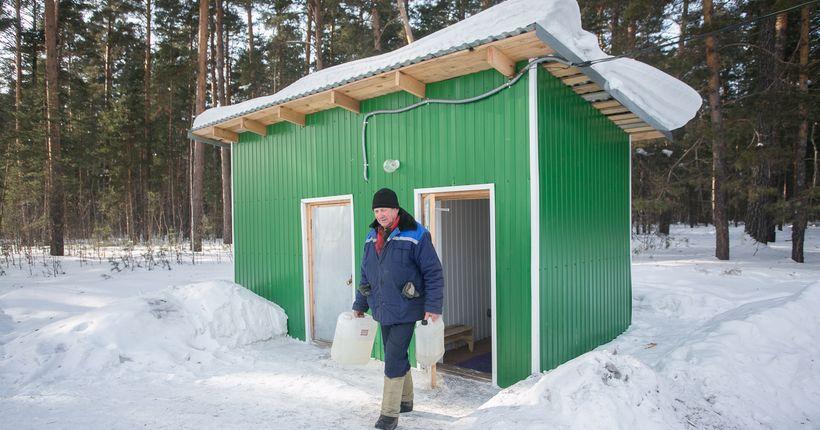 Чистая питьевая вода в 2021 году придёт в Тогучин, Краснозёрское и Усть-Тарку