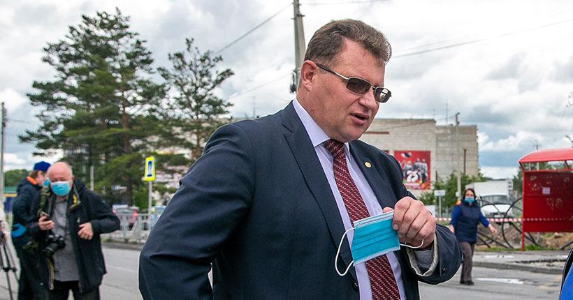 В Новосибирской области возбуждено уголовное дело в отношении главы Искитимского района
