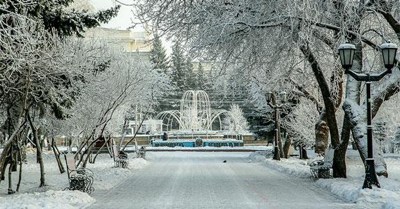 Новосибирские школьники в сильные морозы могут оставаться дома