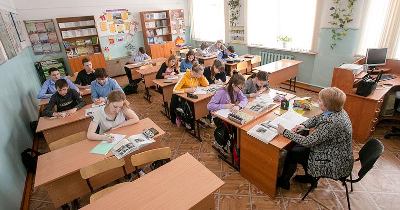 Кто стал лучшим сельским учителем Новосибирской области?
