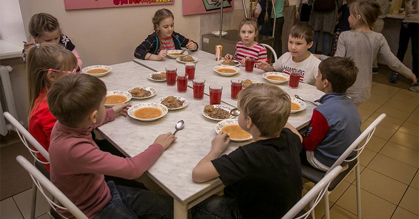 В Новосибирской области контролировать качество бесплатного питания будут родители школьников