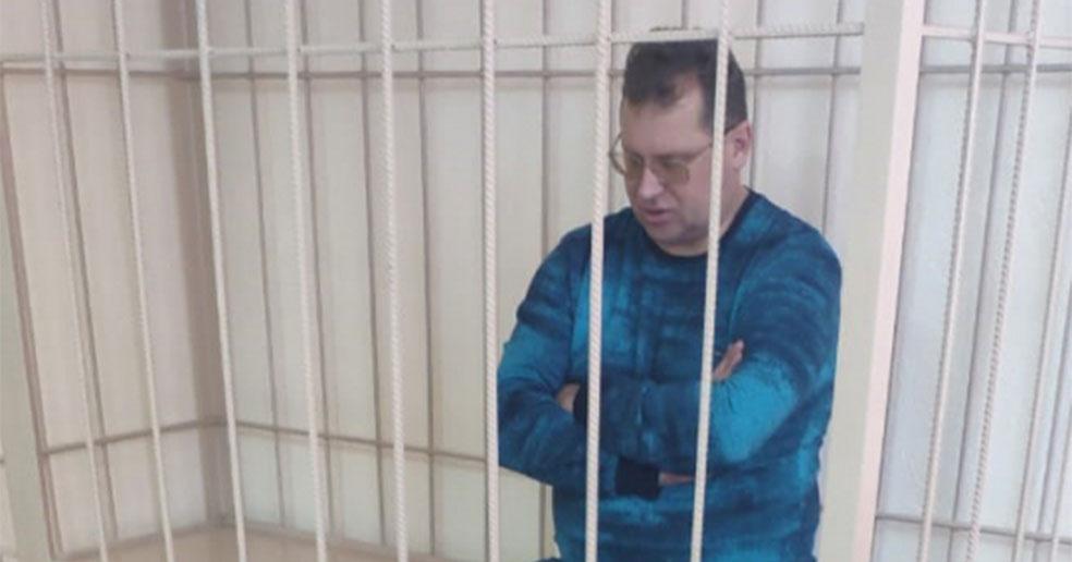 В Новосибирской области главу Искитимского района поместили под домашний арест