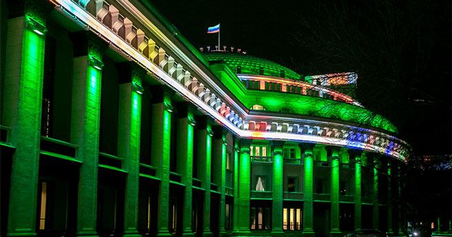 Новый год 2021: Новосибирская область стала самым популярным направлением для зимних каникул
