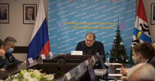 В Новосибирской области в праздничные дни на 62% увеличилось число пожаров в сравнении с прошлым годом