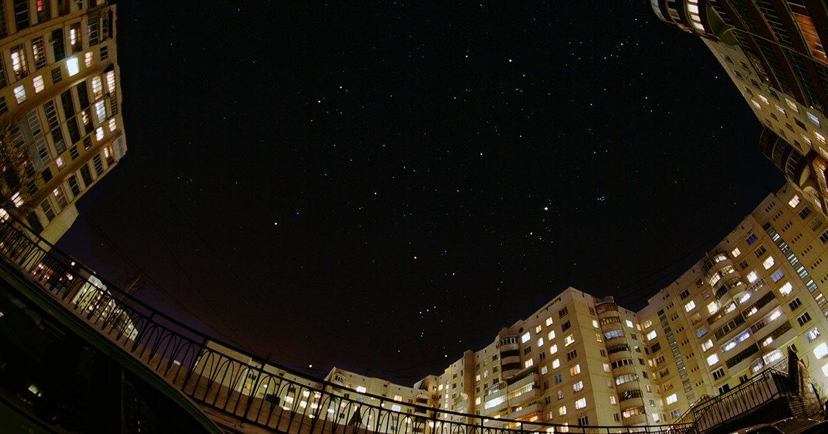 В середине января в небе над Новосибирском засверкает созвездие Тельца