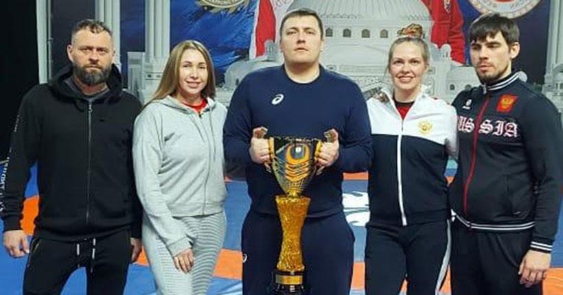 Новосибирские борцы стиля грэпплинг впервые стали лучшими в России
