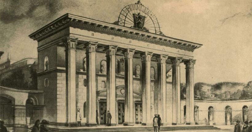 Новосибирскому кинотеатру «Победа» 13 января исполнилось 95 лет