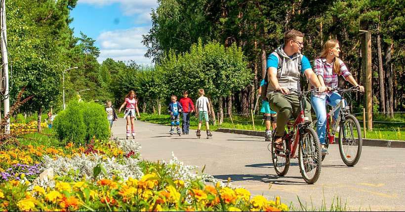 Городские парки Новосибирской области обретут особый статус