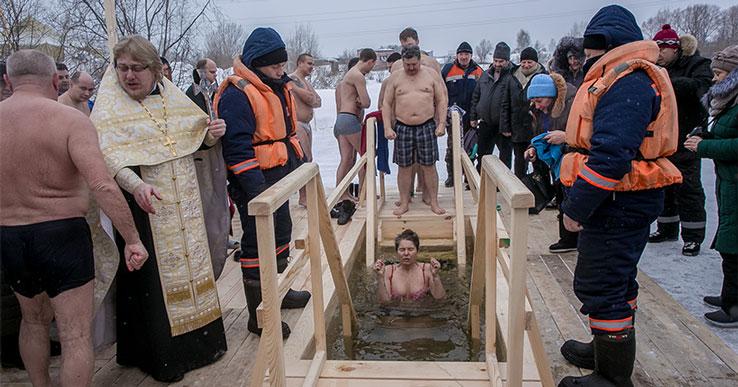 В Новосибирске утвердили места для организации крещенских купелей