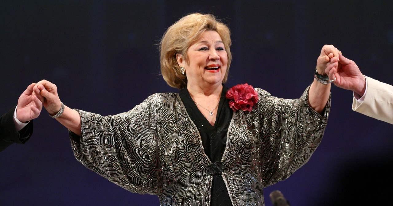 Новосибирский музыкальный театр сообщил об уходе одной из самых ярких актрис музкомедии — Александры Ладыженской