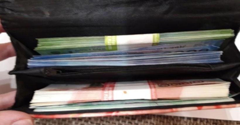 Новосибирцы печатали деньги и покупали на них мороженое