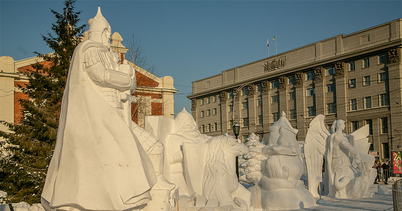 Мэр Новосибирска возмутился безобразным поступком городских вандалов