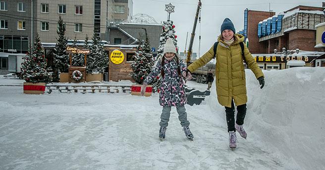 В Новосибирске рассказали, при каких температурах дети могут не посещать школу