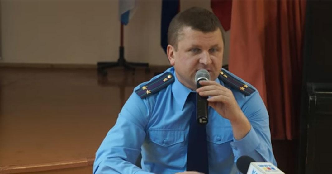 Новым прокурором Новосибирска назначен Роман Сивак
