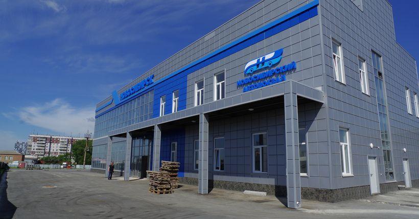 Междугородные автобусные рейсы из Новосибирска отменены из-за холода
