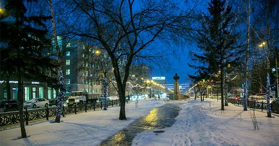 В Новосибирской области ожидается резкое потепление в ближайшие сутки