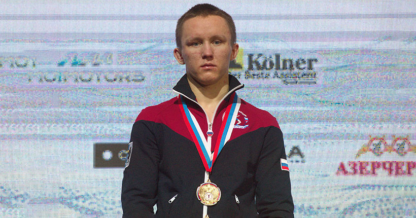 Новосибирские борцы-классики даже без Власова завоевали золото