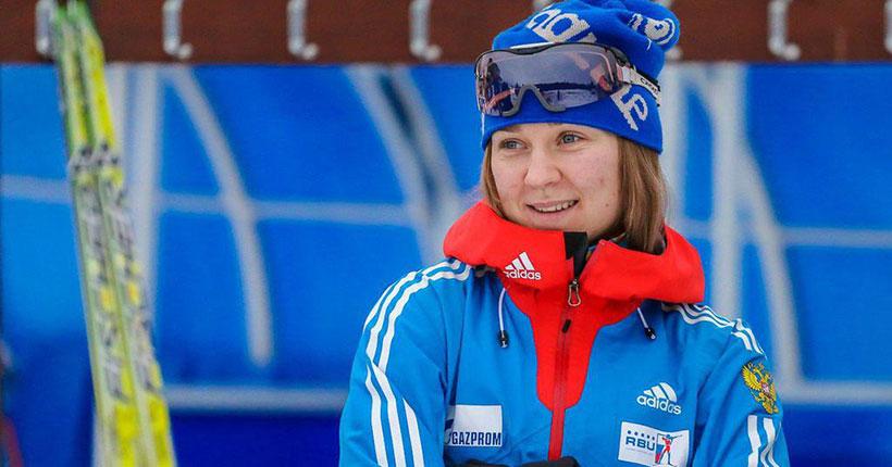 Биатлонистка из Новосибирска завоевала золото Кубка мира