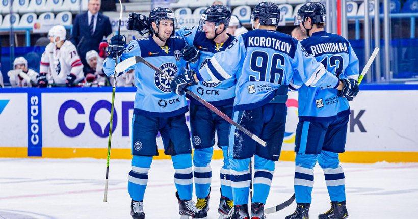 Новосибирская «Сибирь» повторила рекорд результативности в сезоне