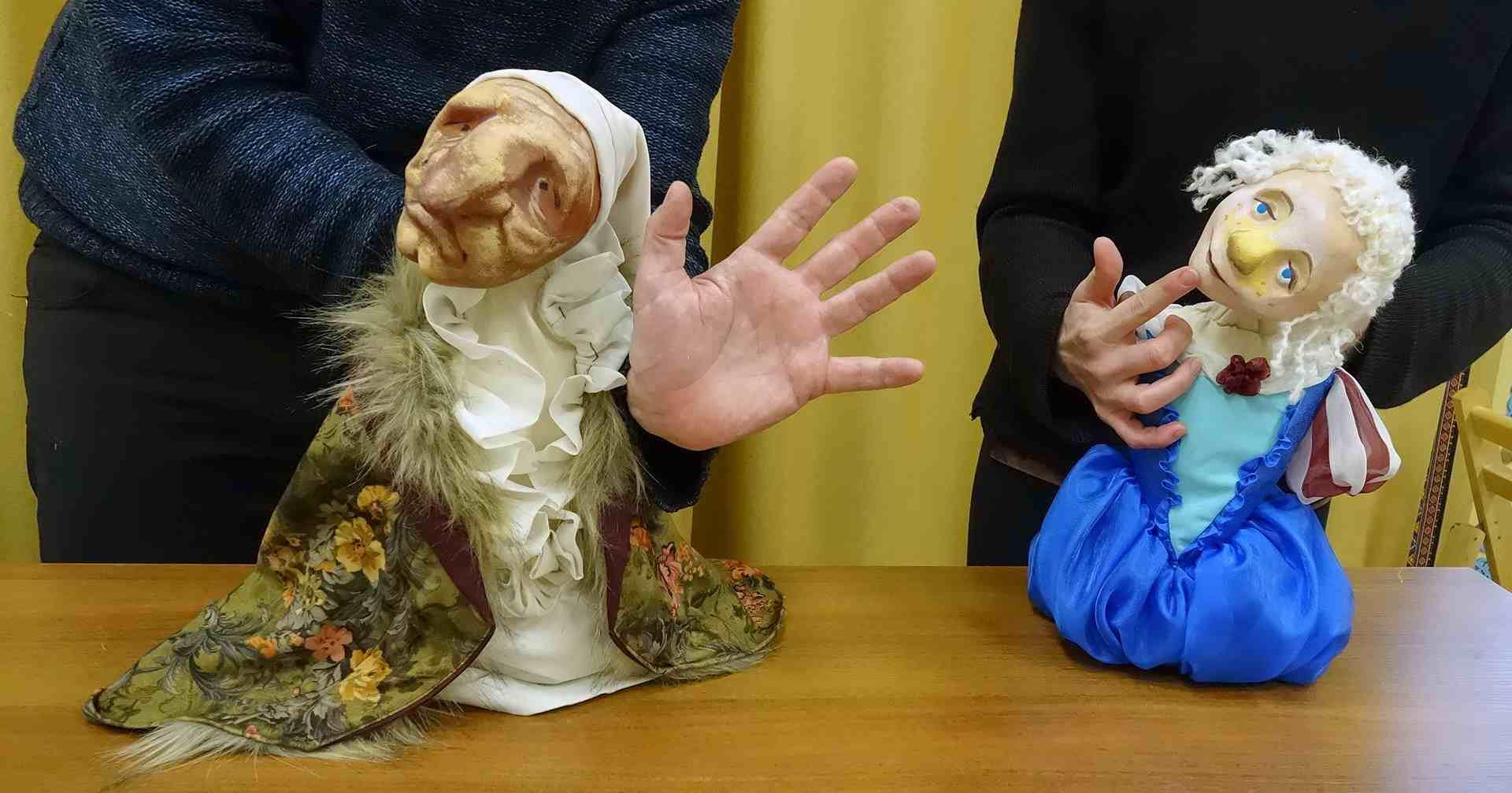 Две премьеры увидят свет в феврале в Новосибирском областном театре кукол — для взрослых и для детей