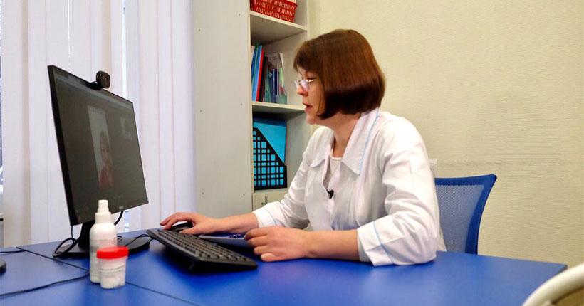 В Новосибирской области начали проводить телемедицинские консультации