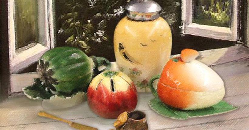 Жителей Новосибирска пригласили посмотреть на посуду пушкинских времён