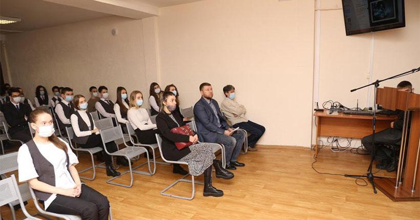 В Новосибирской области стали проводить открытые уроки по кибербезопасности