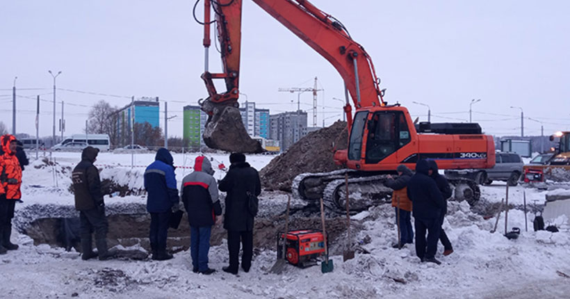 В Новосибирске полностью восстановили электроснабжение в микрорайоне «Чистая слобода»