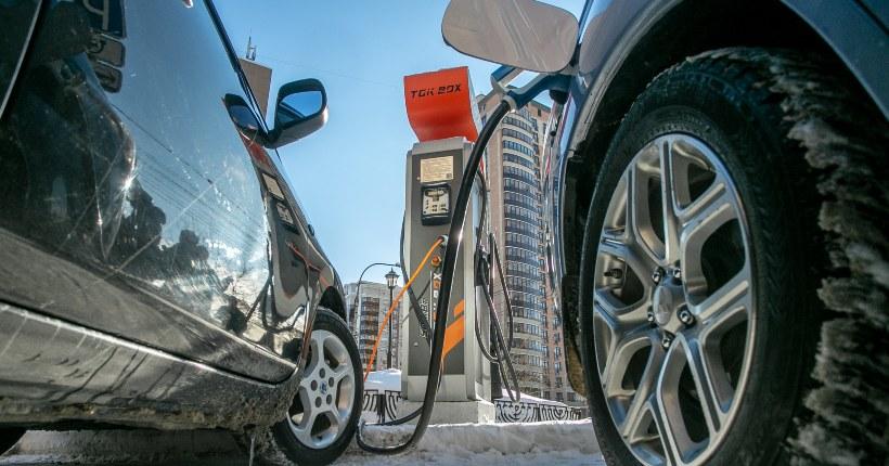 28-я заправочная станция для электромобилей открылась в Новосибирской области