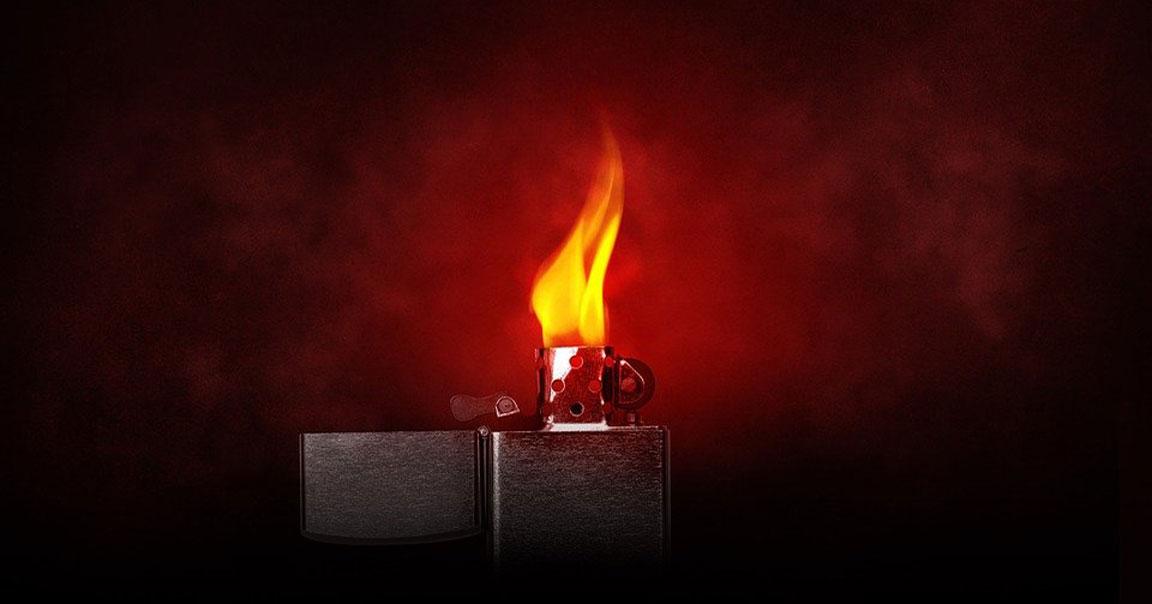 Мстительный новосибирец облил бензином и поджёг автомобиль своего должника