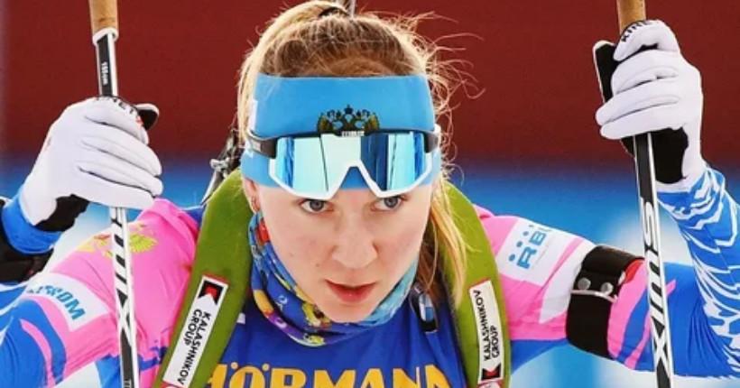 Новосибирская биатлонистка выступит на чемпионате мира