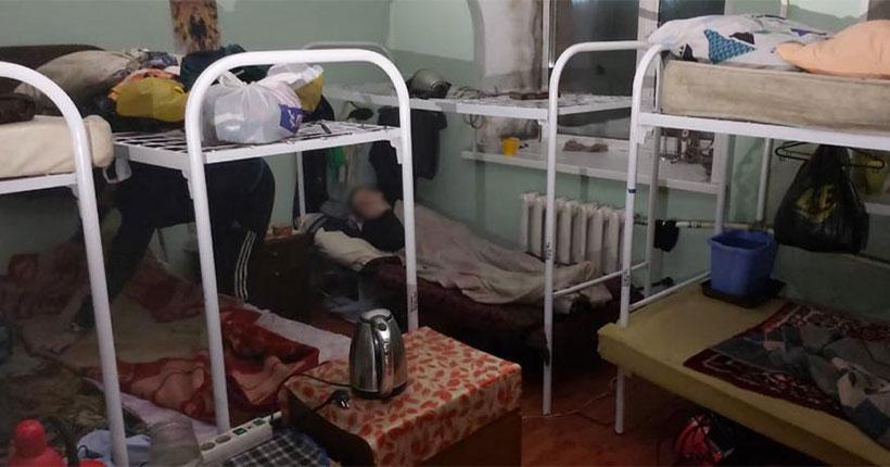 В Новосибирске прокуратура проводит проверку в связи с пожаром в доме, где проживали 19 инвалидов