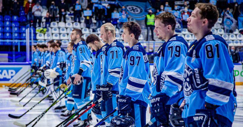 Новосибирская хоккейная «Сибирь» не выполнила задачу на сезон