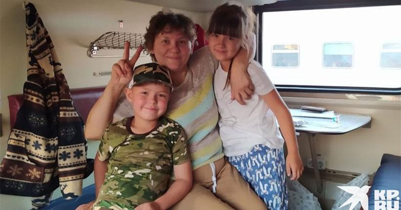 Медсестра забрала детей из больницы Новосибирска, где били ребятишек