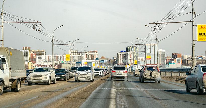 К капремонту Октябрьского моста намерены приступить уже в этом году в Новосибирске