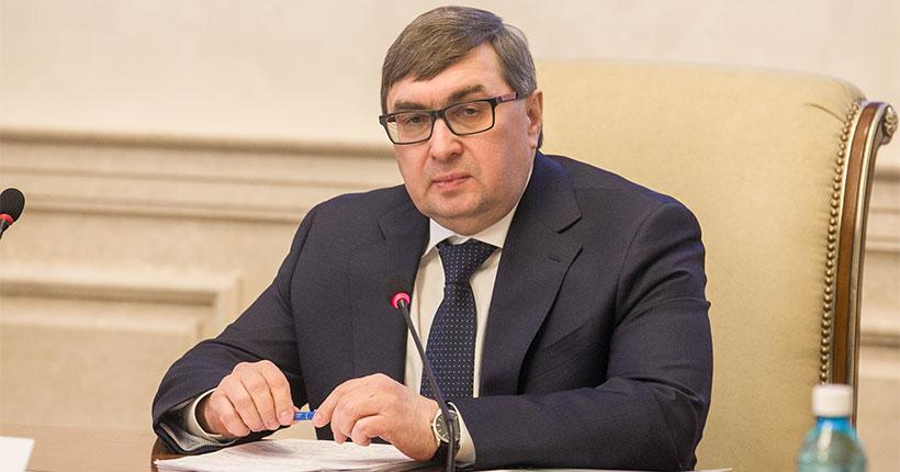 Министр сельского хозяйства Евгений Лещенко назначен заместителем председателя правительства Новосибирской области