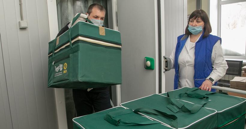 В Новосибирской области завершается распределение очередной партии вакцины от коронавируса