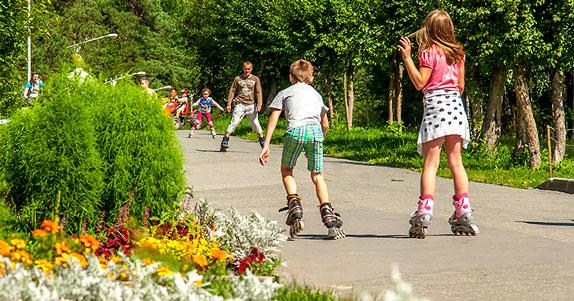 В десяти парках и скверах Новосибирска наведут порядок
