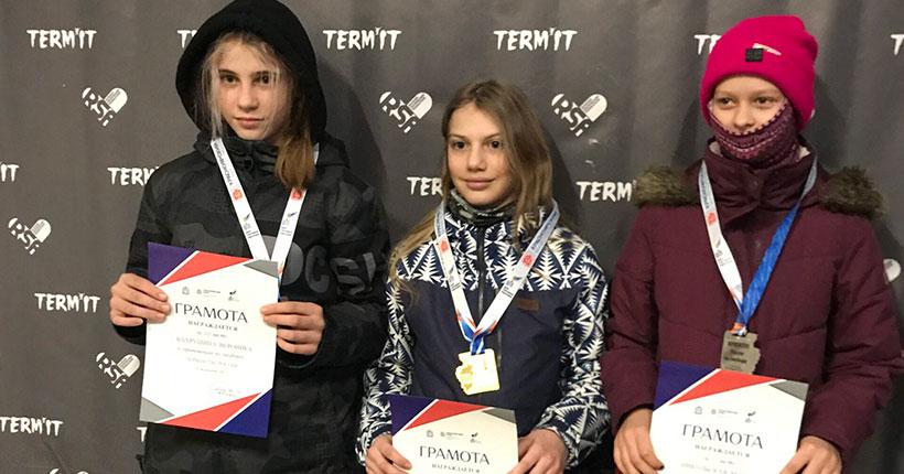 Новосибирские сноубордисты завоевали восемь медалей на первенстве России