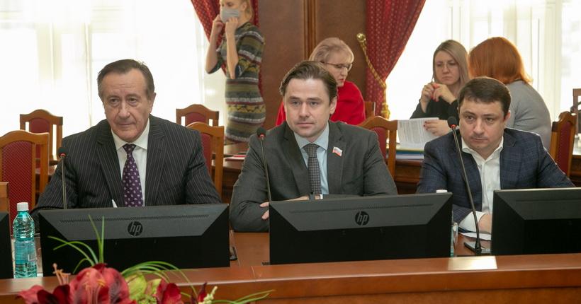 Депутаты новосибирского заксобрания разошлись в оценке итогов работы Биотехнопарка